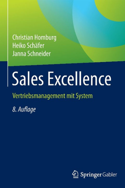 Sales Excellence Vertriebsmanagement mit System